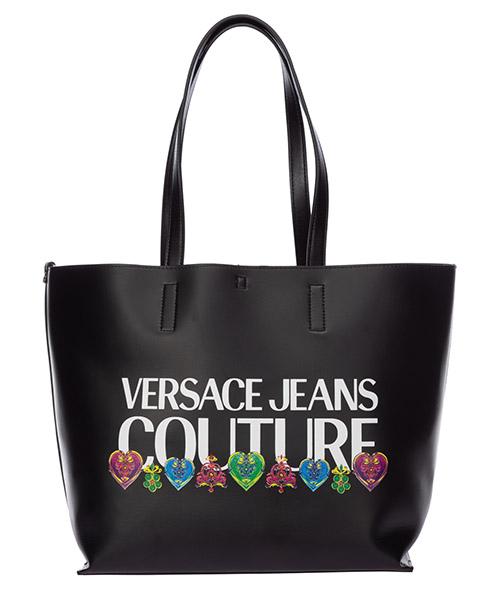 Bolsa de asa larga Versace Jeans Couture EE1VVBB50-E71501_E899 nero