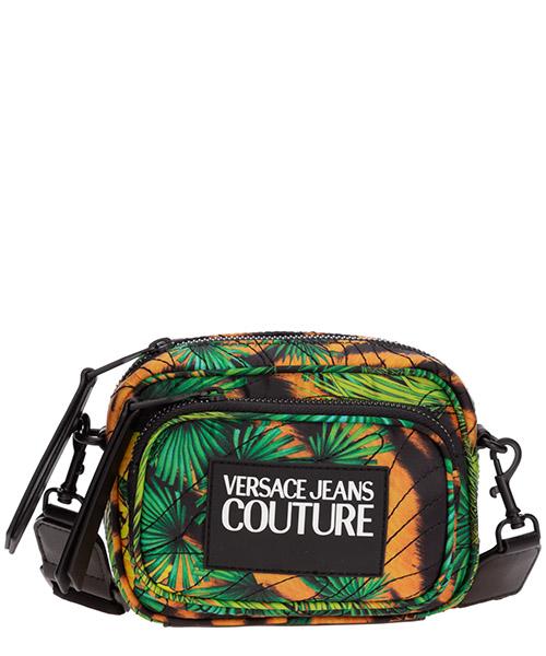Bolsa de asa larga Versace Jeans Couture EE1VVBBH8-E71490_E982 verde