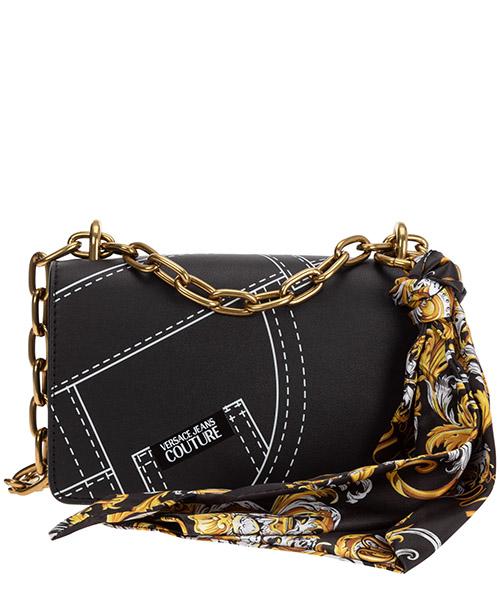 Shoulder bag Versace Jeans Couture EE1VZABA2-E71574_E899 nero