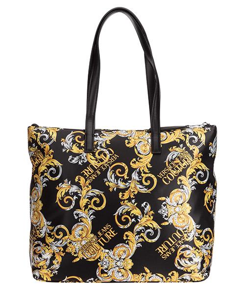 Schultertasche damen tasche umhängetasche bag  logo baroque secondary image