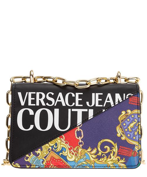 Schultertasche Versace Jeans Couture ee1vzbbg3-e71727_em09 nero
