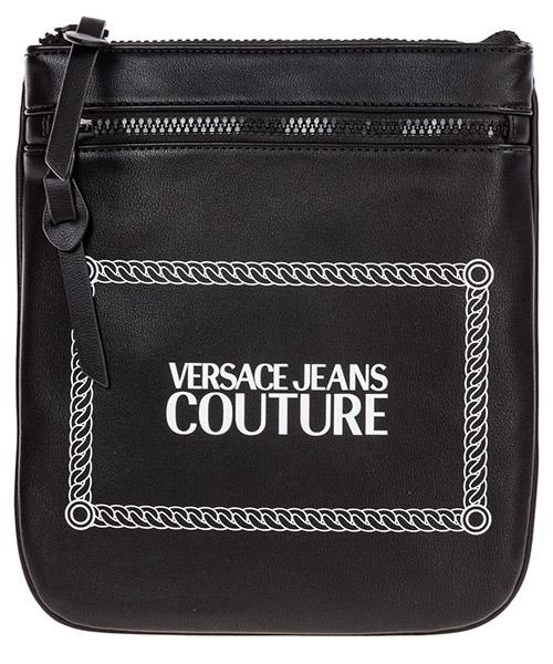 Sac bandoulière Versace Jeans Couture EE1YUBB11-E40332_EMI9 nero