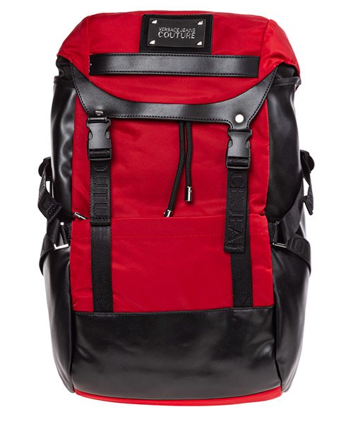 Backpack Versace Jeans Couture EE1YUBB60-E71291_E500 rosso