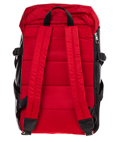 Men's nylon rucksack backpack travel secondary image