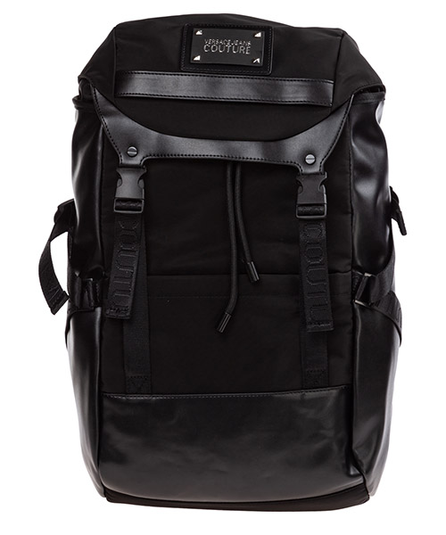 Backpack Versace Jeans Couture EE1YUBB60-E71291_E899 nero
