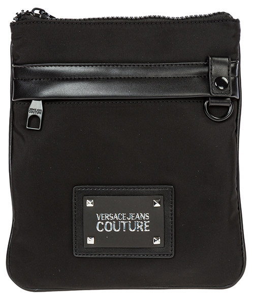 Sac bandoulière Versace Jeans Couture python ee1yubb62-e71291_e899 nero