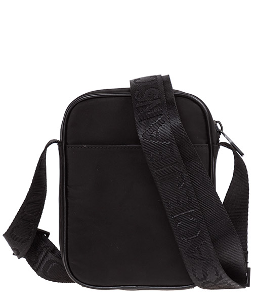 Men's nylon cross-body messenger shoulder bag secondary image