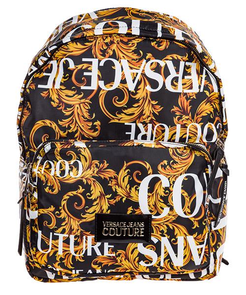 Zaino Versace Jeans Couture Leo Baroque EE1YUBB70-E71152_EM27 nero