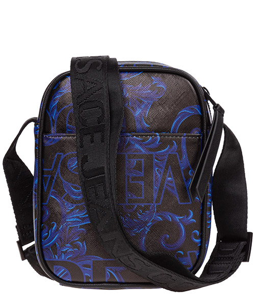 Men's cross-body messenger shoulder bag  baroque secondary image