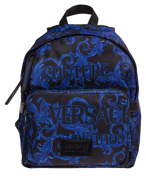 Rucksack Versace Jeans Couture Baroque EE1YUBBA5-E71295_EE31 blu