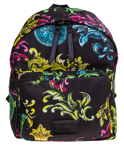 Rucksack Versace Jeans Couture Baroque EE1YUBBA5-E71295_EM09 nero
