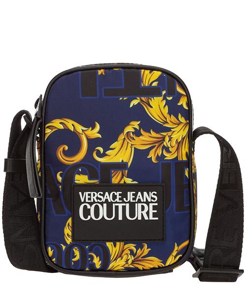 Umhängetasche Versace Jeans Couture logo baroque ee1yvbb22-e71427_e239 blu