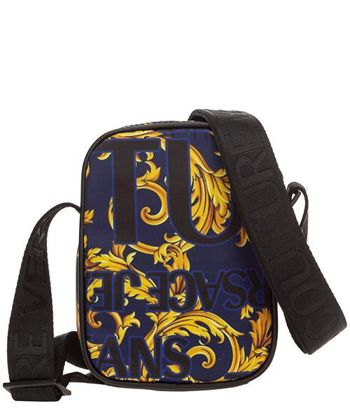Umhängetasche herren tasche schultertasche messenger bag  logo baroque secondary image