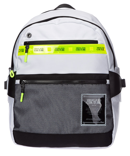 Backpack Versace Jeans Couture EE1YVBB80-E71498_E003 bianco