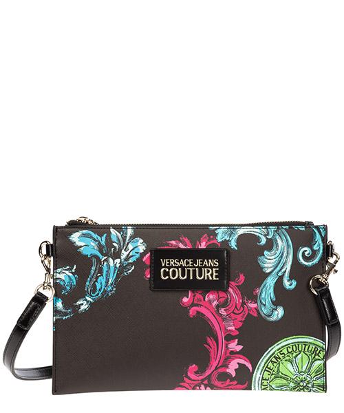 Pochette Versace Jeans Couture baroque e3vubpu2-71283_899 nero