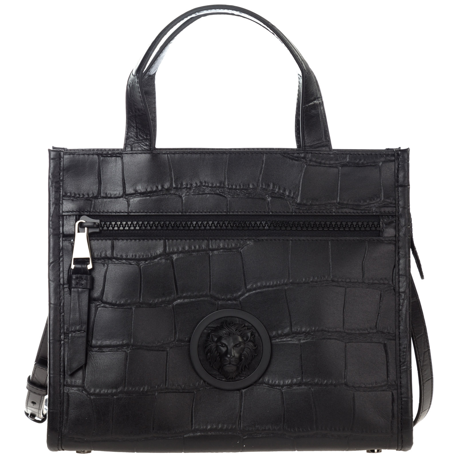 Versus Versace Women s handbag cross-body messenger bag purse lion head f579d0e2ab