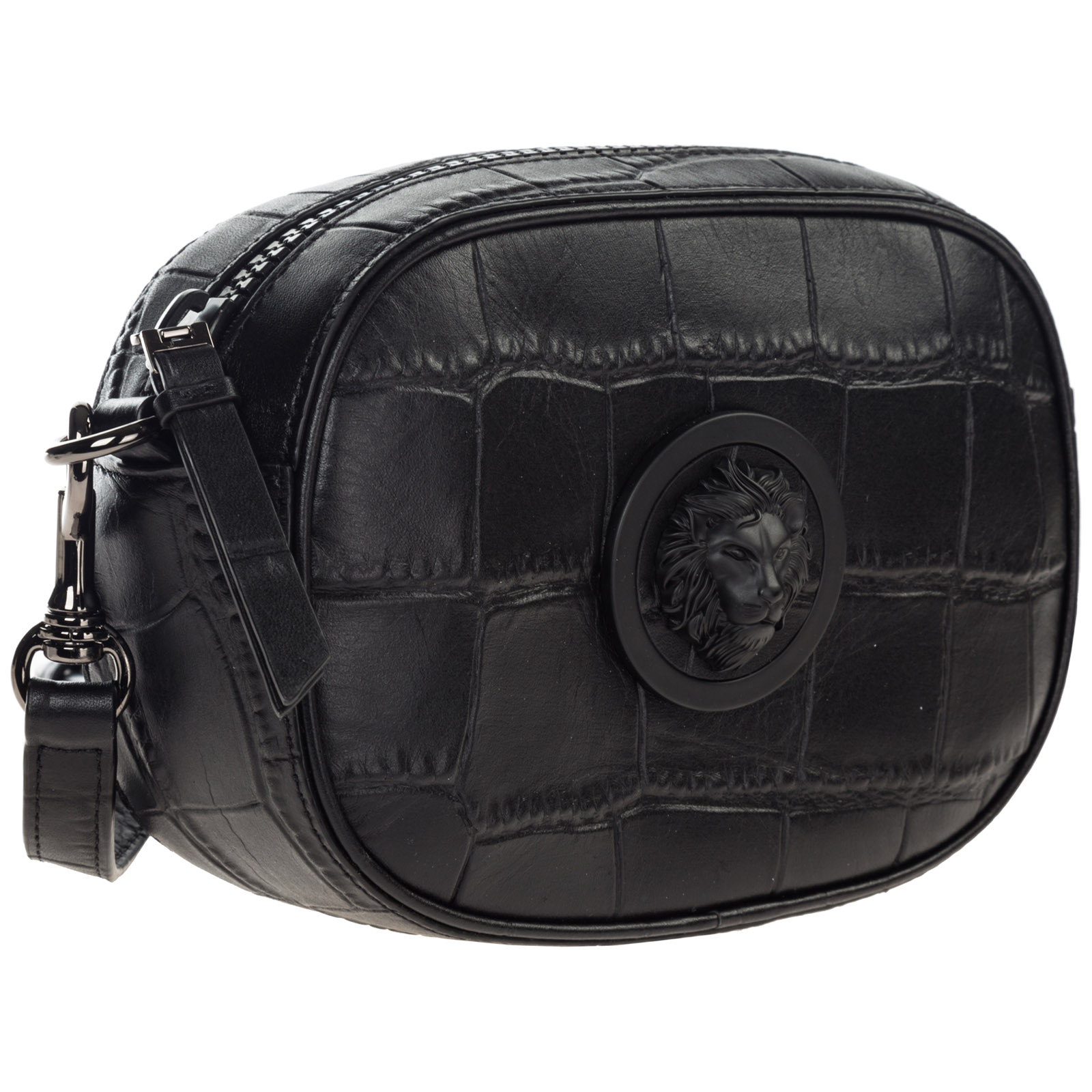 Crossbody bag Versus Versace Lion Head FBD1410-FBCCM F461C black ... 6568dd82ea
