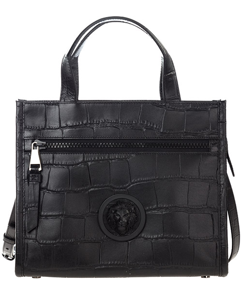 Crossbody bag Versus Versace Lion Head FBD1405-FBCCM_F461C black