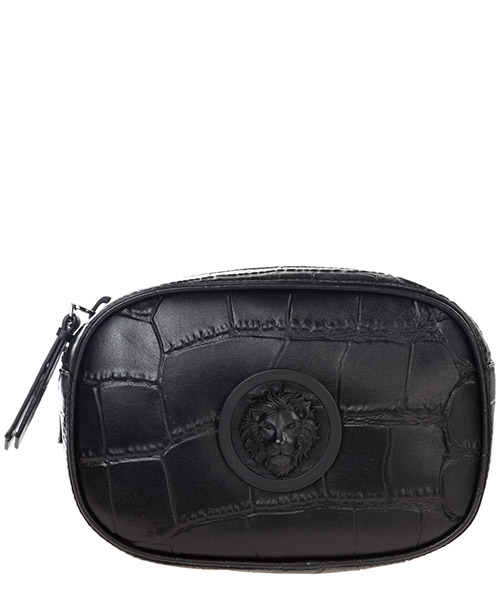 Crossbody bag Versus Versace Lion Head FBD1409-FBCCM_F461C black