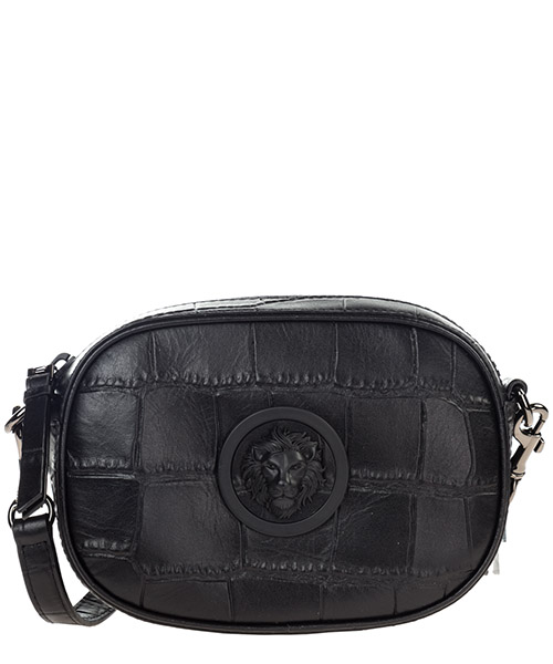 Crossbody bag Versus Versace Lion Head FBD1410-FBCCM_F461C black