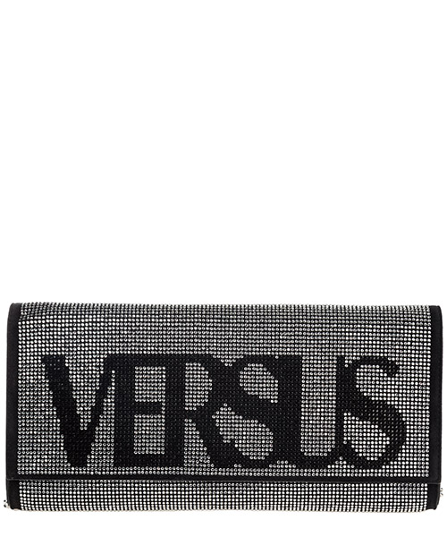 Pochette Versus Versace Versus vintage logo FBD1414-FSUE_F954N nero