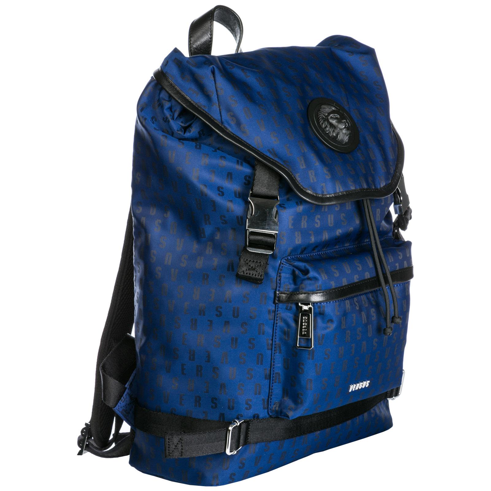 Men's rucksack backpack travel  lion head