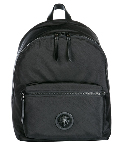 Men's rucksack backpack travel  lion head