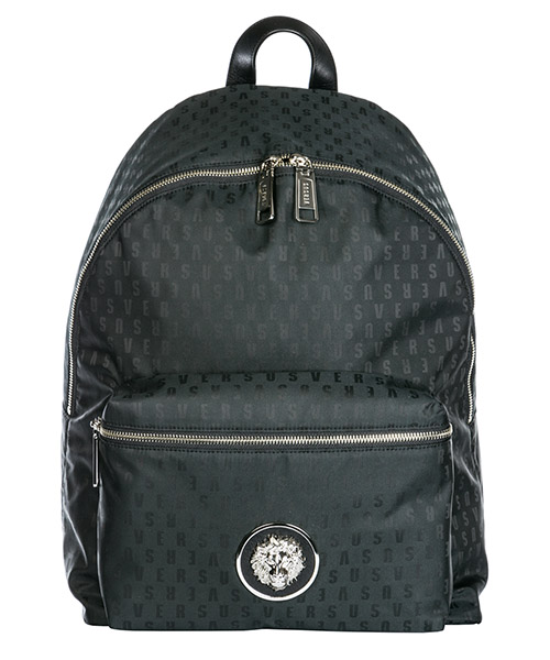 Mochilas Versus Versace Lion Head FBX0059-FNJMR_F463N black