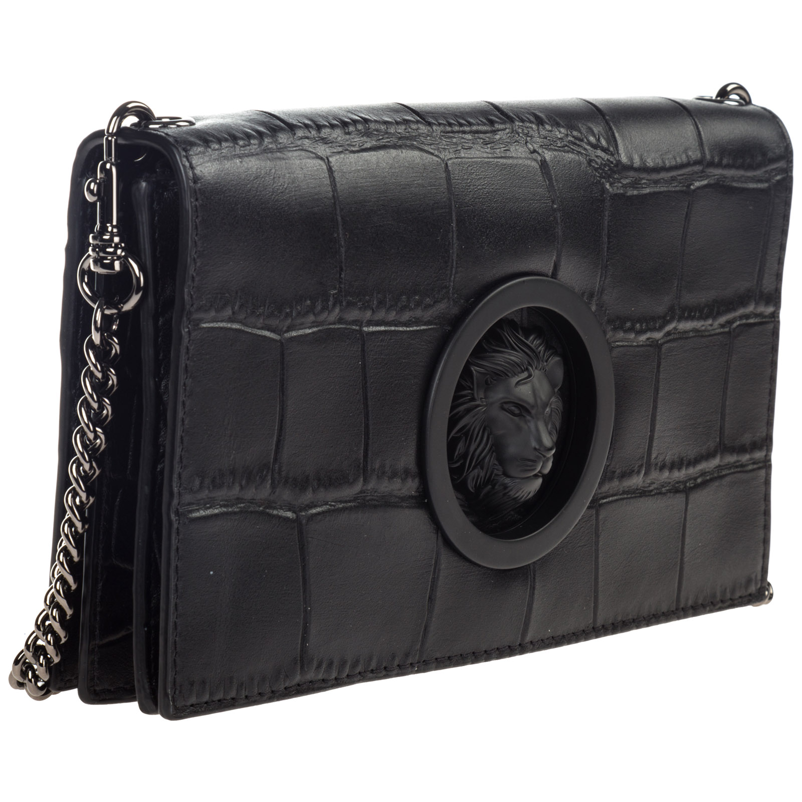 Shoulder bag Versus Versace Lion Head FPD0107-FBCCM F461C black ... e251a059cd