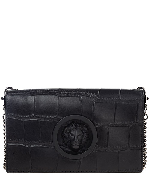 Shoulder bag Versus Versace Lion Head FPD0107-FBCCM_F461C black