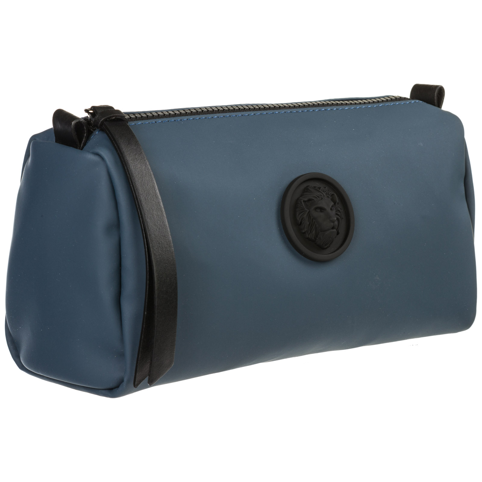 Men's travel toiletries beauty case wash bag lion head