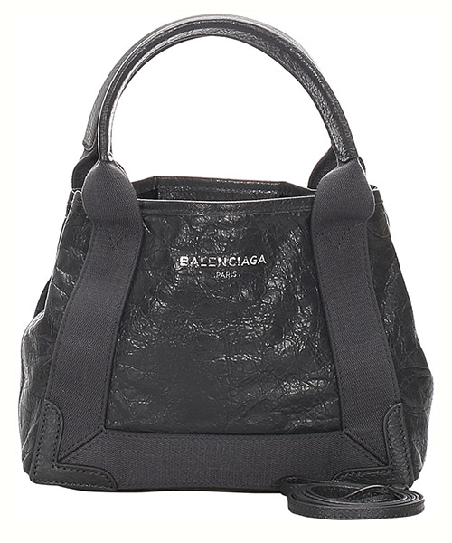Handbags Balenciaga Pre-Owned 0DBGHB001 nero