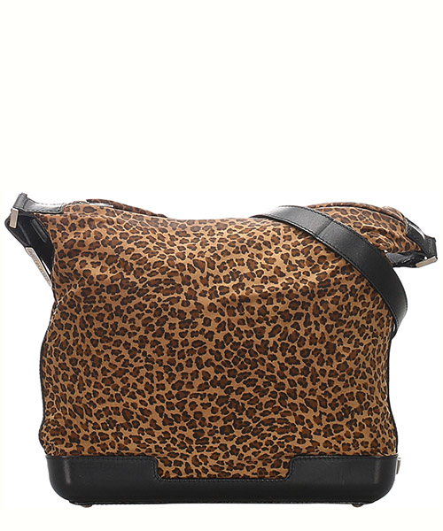 Bolsa de asa larga Bottega Veneta Pre-Owned 0CBOSH002 marrone