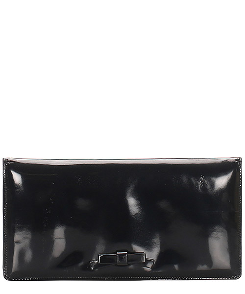 Clutch Bottega Veneta Pre-Owned 0dbocl003 nero