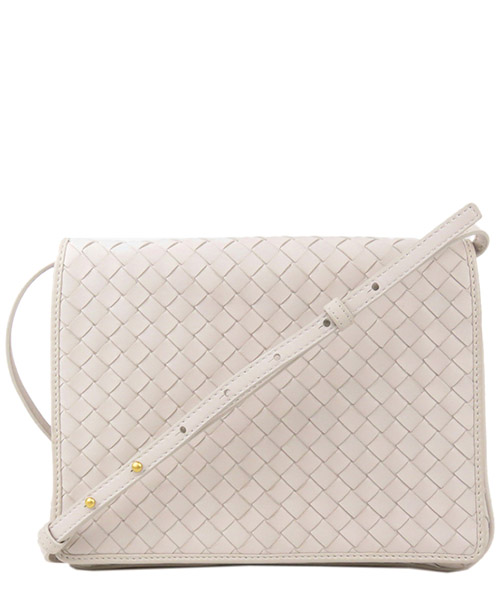 Crossbody bags Bottega Veneta Pre-Owned 0EBOCX002 bianco