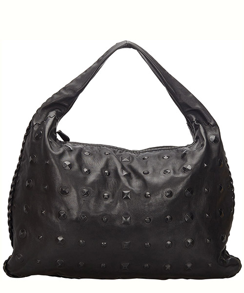 Hobo Bags Bottega Veneta Pre-Owned 9ibosh002 nero