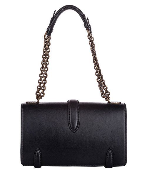Women's leather shoulder bag city knot secondary image