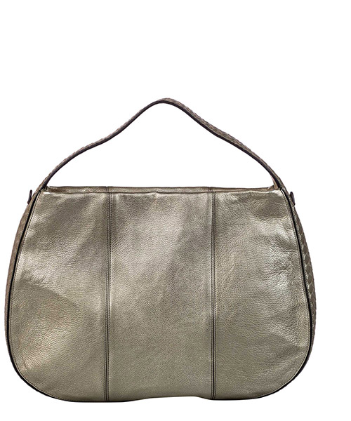 Shoulder bag Bottega Veneta Pre-Owned FF0BOST005 oro