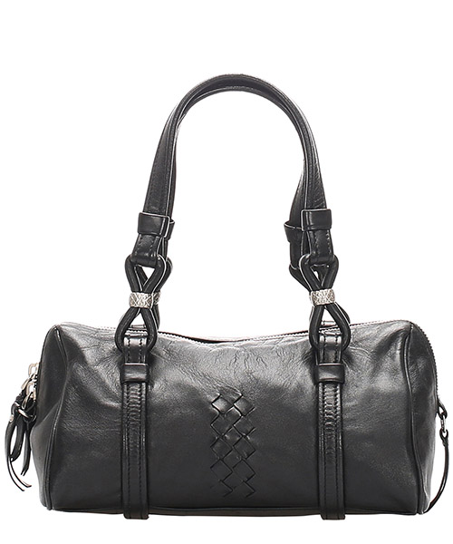 Handbags Bottega Veneta Pre-Owned GLJ0FBOHB001 nero
