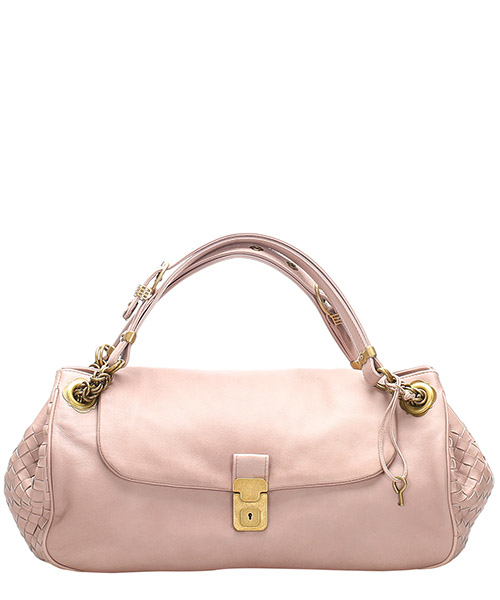 Handtaschen Bottega Veneta Pre-Owned glj0fbosh001 rosa