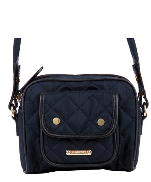 Crossbody bags Burberry Pre-Owned GVJ0GBUCX001 blu