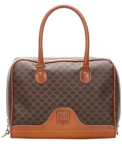 Bowler bag Celine Pre-Owned 0FCEHB004 marrone
