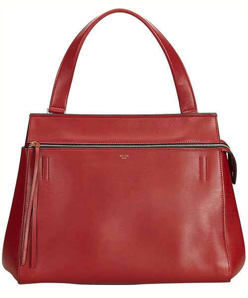 Handbags Celine Pre-Owned 8JCEHB008 rosso