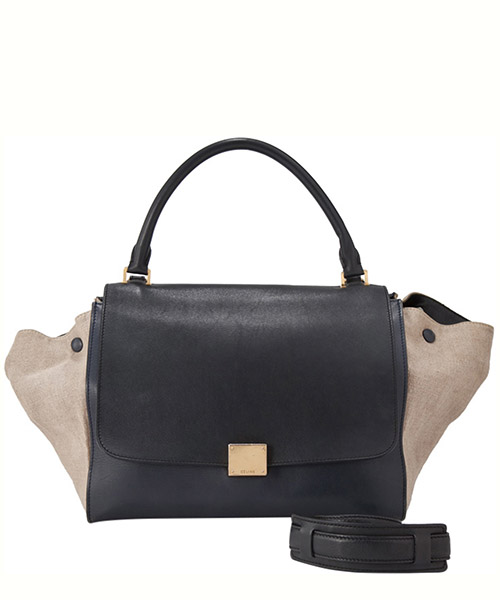 Handbags Celine Pre-Owned 9JCEST003 nero