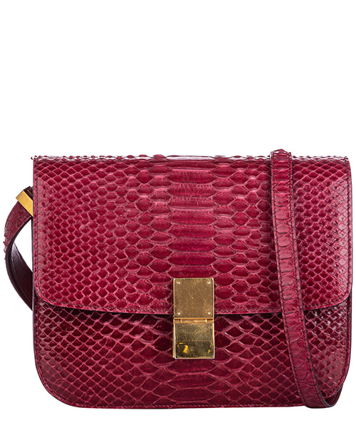 Crossbody bags Celine Pre-Owned FF0CECX008 rosso