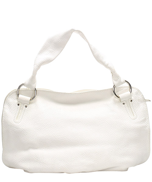 Shoulder bag Celine Pre-Owned GLJ0GCEHB011 bianco