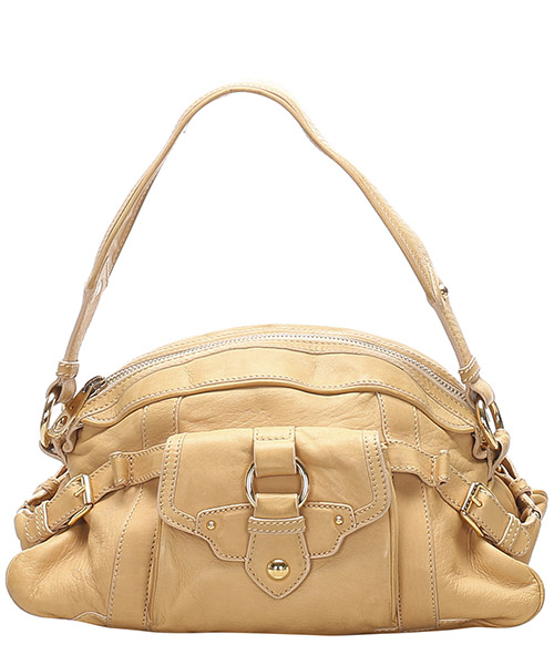 Shoulder bag Celine Pre-Owned GLJ0GCESH004 marrone