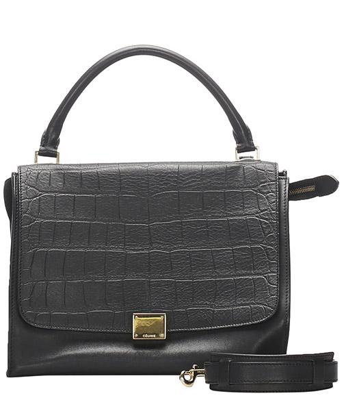 Handtaschen Celine Pre-Owned glj0gcest001 nero