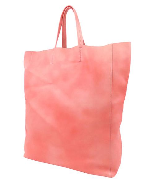 Women's handbag shopping bag purse in in pelle vertical cabas secondary image