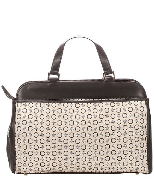 Bowler bag Celine Pre-Owned MEJ0ECEHB001 bianco